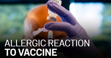 Allergic Reactions Put Pause on Moderna Vaccines